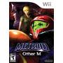 Metroid Other M Wii Wiiu Novo Lacrado - Pronta Entrega