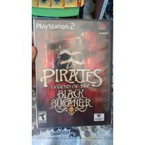 Game Ps2 Pirates Legend Of The Black Buccaneer Lacrado