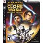 Star Wars The Clone Wars: Republic Heroes - Ps3 - Lacrado
