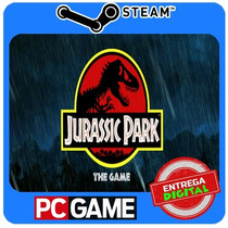 Jurassic Park: The Game Steam Cd-key Global