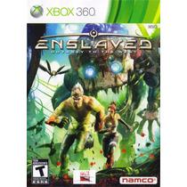 Enslaved Odyssey To The West Original Xbox 360