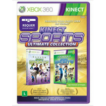 Jogo Kinect Sports: Ultimate Collection Xbox 360 Lacrado