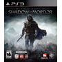Middle-earth: Shadow Of Mordor Ps3 Conspiracy