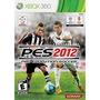 Jogo Usado Pes 2012 Xbox 360