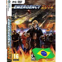 Emergency 2014 Em Portugues - Simulador Bombeiros Para Pc