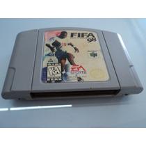 Fifa 98 Original - Nintendo 64 - N64
