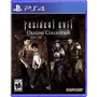 Resident Evil Origins Collection Ps4 Mídia Física