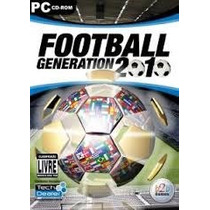 Football Generation 2010 Para Pc - Original, Semi Novo