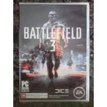 Battlefield 3 (pc) [mídia Física] - Lacrado!