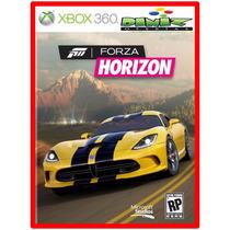 Forza Horizon Xbox 360 - Mídia Digital Código De 25 Dígitos