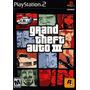 Patch Gta 3 ( Grand Theft Auto 3 ) Ps2 Frete Gratis