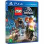 Jogo Lego Jurassic World - Playstation 4 - Ps4 Em Português