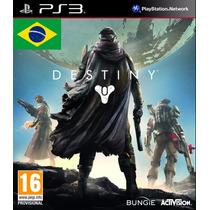Destiny Ps3 Cod Psn Enviamos Na Hora