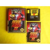 Road Rash 2 - Completo - Genesis / Eletronic Arts - 1992