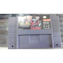 Dragon Ball Z Final Bout Super Nintendo Paralela