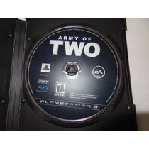 Jogo - Ps3 Playstation 3 Army Of Two