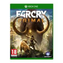 Jogo Far Cry Primal - Xbox One (mídia Física)