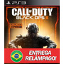 Call Of Duty - Black Ops 3 Bo3 Ps3 - Cod Psn Dublado Pt-br