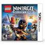 Lego Ninjago Shadow Of Ronin 3ds Lacrado + Pôster Brinde