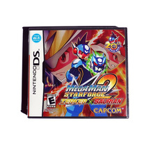 :: Megaman Starforce 2 Zerker X Saurian - Lacrado Mega Man