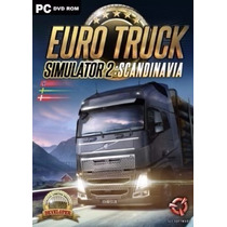 Euro Truck Simulator 2 Ultimate Todas As Dlcs + Scandinávia