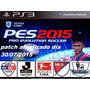 Patch Pes 2015 Atualizado Dia 30/07/2015 Brasileirão + Ligas