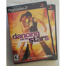 Dancing With The Stars Playstation 2 Original Ntsc Lacrado