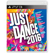 Jogo Just Dance 2016 Para Playstation 3