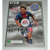 Fifa 13 | Futebol | Esportes | Jogo Pc | Produto Original