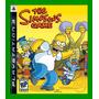Os Simpsons Ps3 Lacrado - Jogo Raro! + Frete Grátis