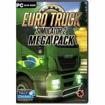 Mod Brasil Completo + Euro Truck Simulator 2 + Frete Grátis!