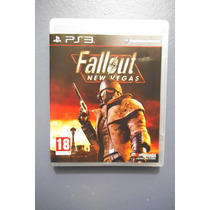 Fallout New Vegas - Jogo Original Do Ps3 Semi Novo.