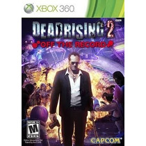 Dead Rising 2 - Off The Record Jogo De Zumbi Para Xbox 360