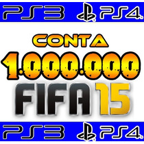 1.060.000 Coins Fifa 15 Ps3 Ps4 Ultimate Team