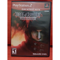 Dirge If Cerberus Final Fantasy Vii Greatest Hits Ps2 A6664