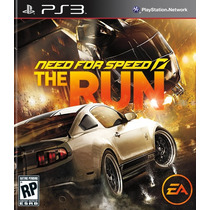 Game Need For Speed The Run Ps3 Midia Fisica Original Novo