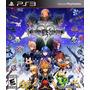 Kingdom Hearts Hd 2.5 Remix 2 Jogos Mídia Física Ps3
