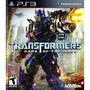 Novo Jogo Transformers Dark Of The Moon Para Playstation 3