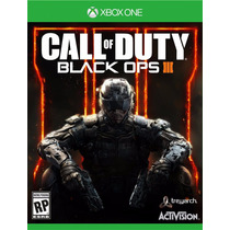 Call Of Duty Black Ops 3 Xbox One - Mídia Física - Original