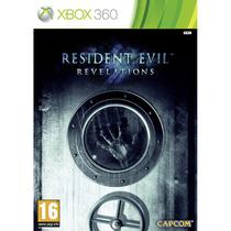 Jogo Novo Lacrado Resident Evil Revelations Para Xbox 360