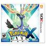 Jogo Novo Lacrado Pokémon X Para Nintendo 3ds/3ds Xl