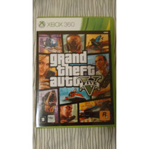 Gta 5 Grand Theft Auto Xbox 360 Original