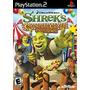 Shreks Carnival Craze Ps2 Patch Frete Unico