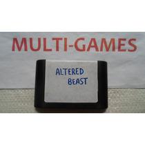 Altered Beast Original Para Mega Drive - Ótimo Jogo !