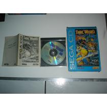 Mega Drive Sega Cd Dark Wizzard Anime Nacional Original