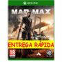 Mad Max Original Xbox One Digital Entrega Rápida