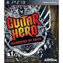 Guitar Hero Warriors Of Rock - Ps3