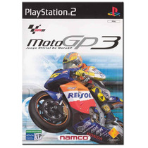Moto Gp3. ! Jogos Ps2