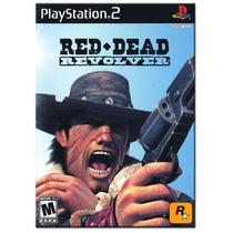 Red Dead Revolver. ! Jogos Ps2