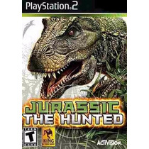 Jogo Ps2 - Jogo Ps2 - Jurassic The Hunted